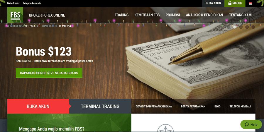 apakah program bonus 123 di fbs bohong