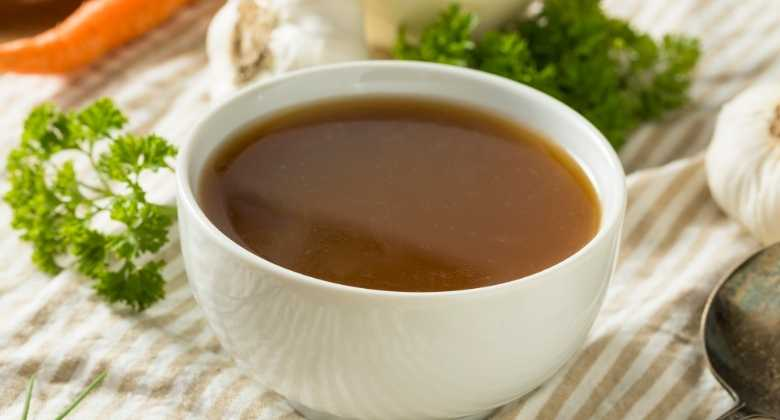 Beef bone broth is good for disgestion