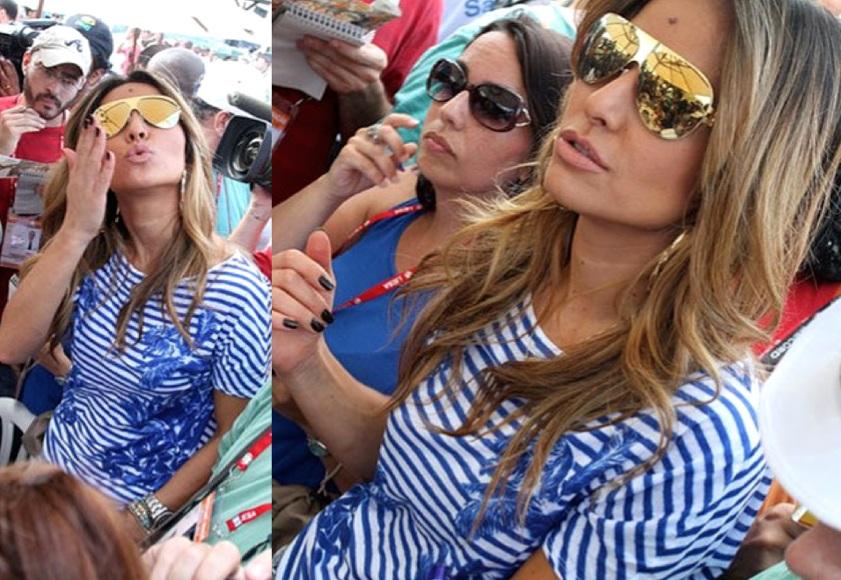 9e02e8db0b7e8 Panico Geral  Óculos de Sabrina Sato ...