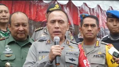 Laporan Dari Tim Ahok Langsung Direspon Tapi Laporan Dari Tim Anies Tak Digubris,  Karep Mu Apa Pak Polisi?