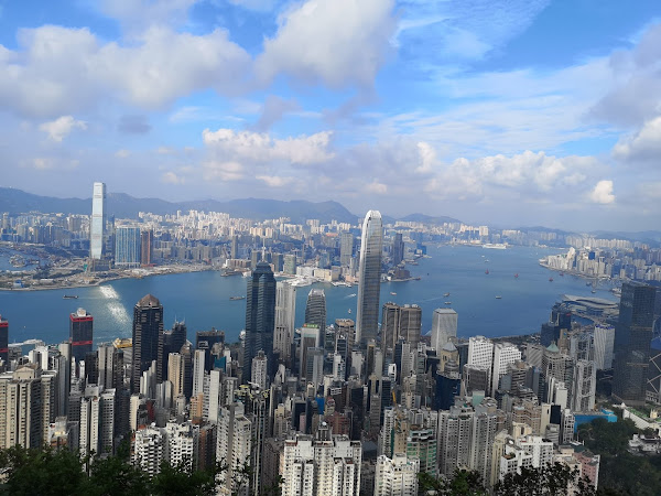 A city break in Hong Kong