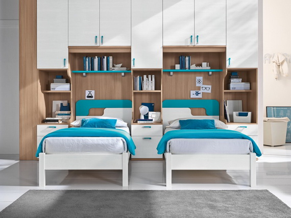 72 desain kamar tidur anak laki laki modern dengan konsep