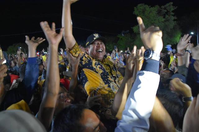 Bukti Kekompakan Orang Sulawesi, Selfi Keluar Jadi Juara di LIDA