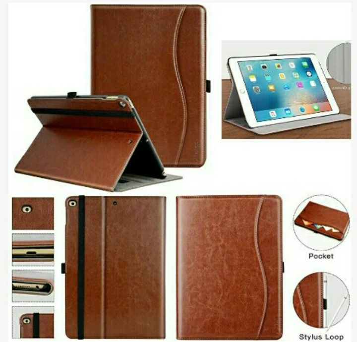 Ztotop Ipad Cover - Leather Case for 9.7Inch Apple Tablet