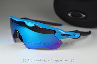 1ed8affc5a0 Oakley Radar Ev Path Blue