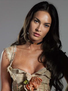 Megan Fox Deepest Cleavage Show 2