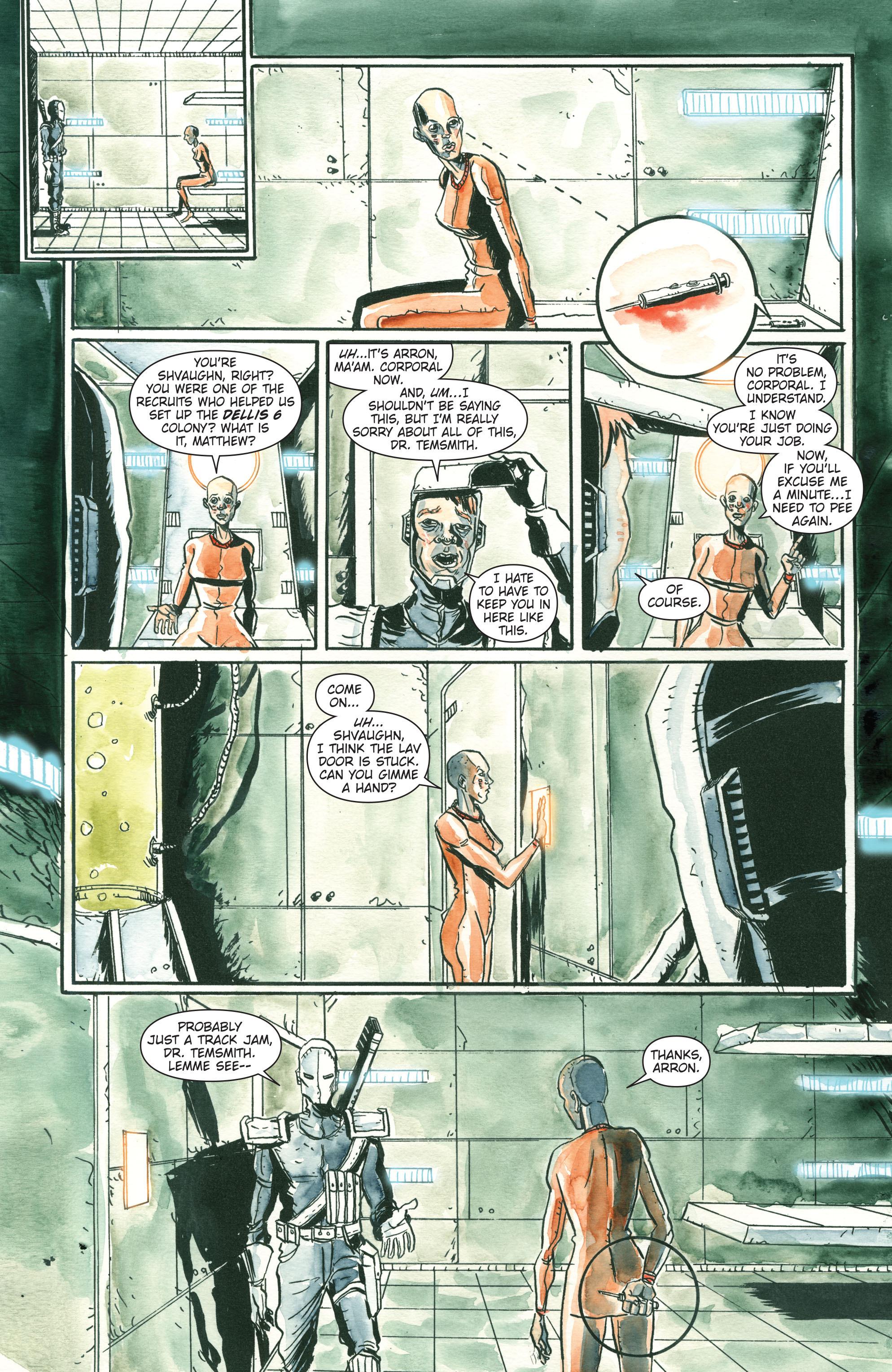 Read online Trillium comic -  Issue # TPB - 63