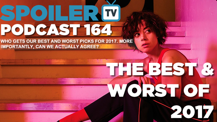 STV Podcast 164 - The Best and Worst of 2017 debate