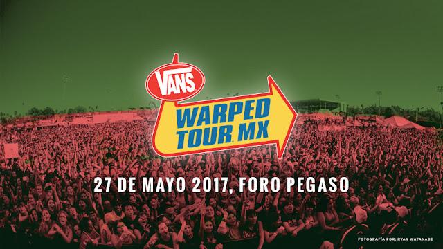 VANS WARPED TOUR MÉXICO