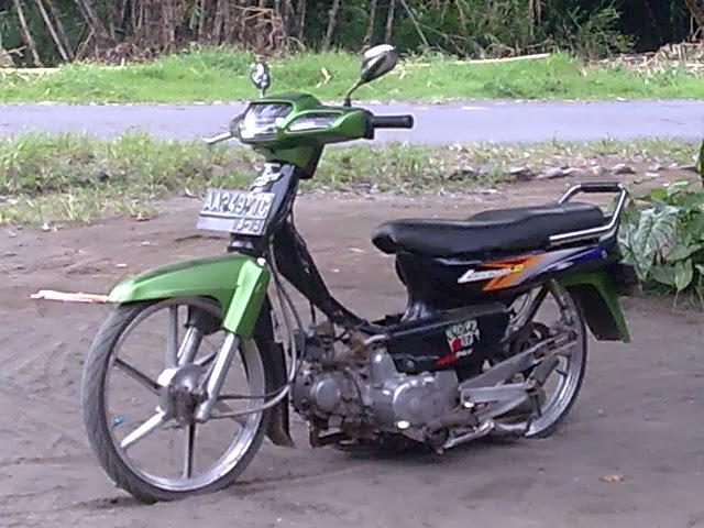Gambar Modifikasi Motor Tiger Modifikasi Motor Honda