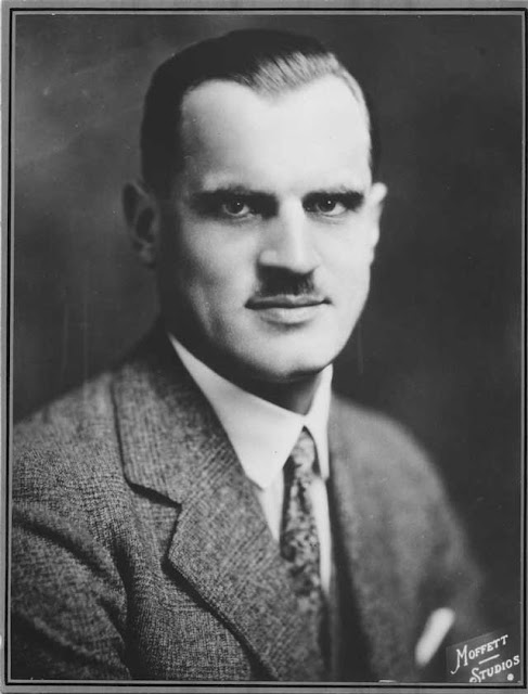 Studio portrait of Arthur H. Compton on 19 January 1942 worldwartwo.filminepctor.com