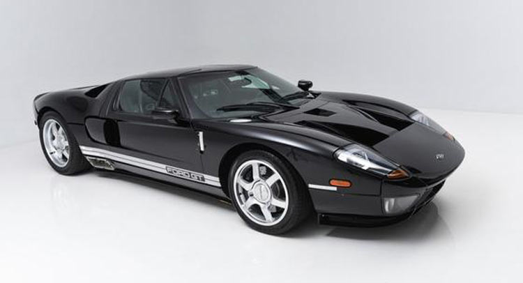 first fully functional 2003 ford gt prototype for sale. Black Bedroom Furniture Sets. Home Design Ideas