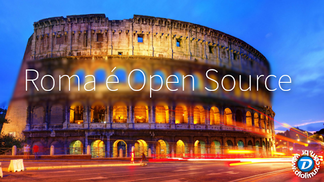 Roma é Open Source