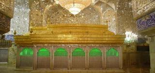 مكان دفن الحسين بن علي
