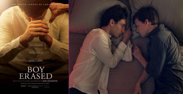 Boy Erased, película
