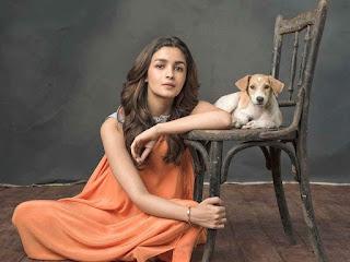 Alia Bhatt HD Wallpaper