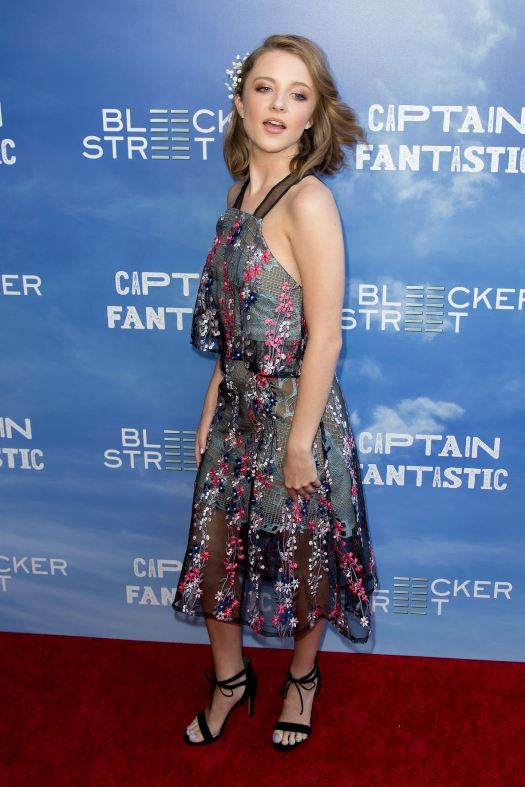 'Captain Fantastic' actress Samantha Isler at Captain Fantastic Los Angeles Premiere