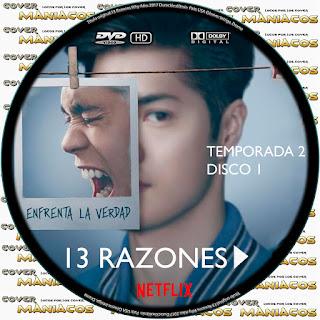 13 RAZONES GALLETA 1