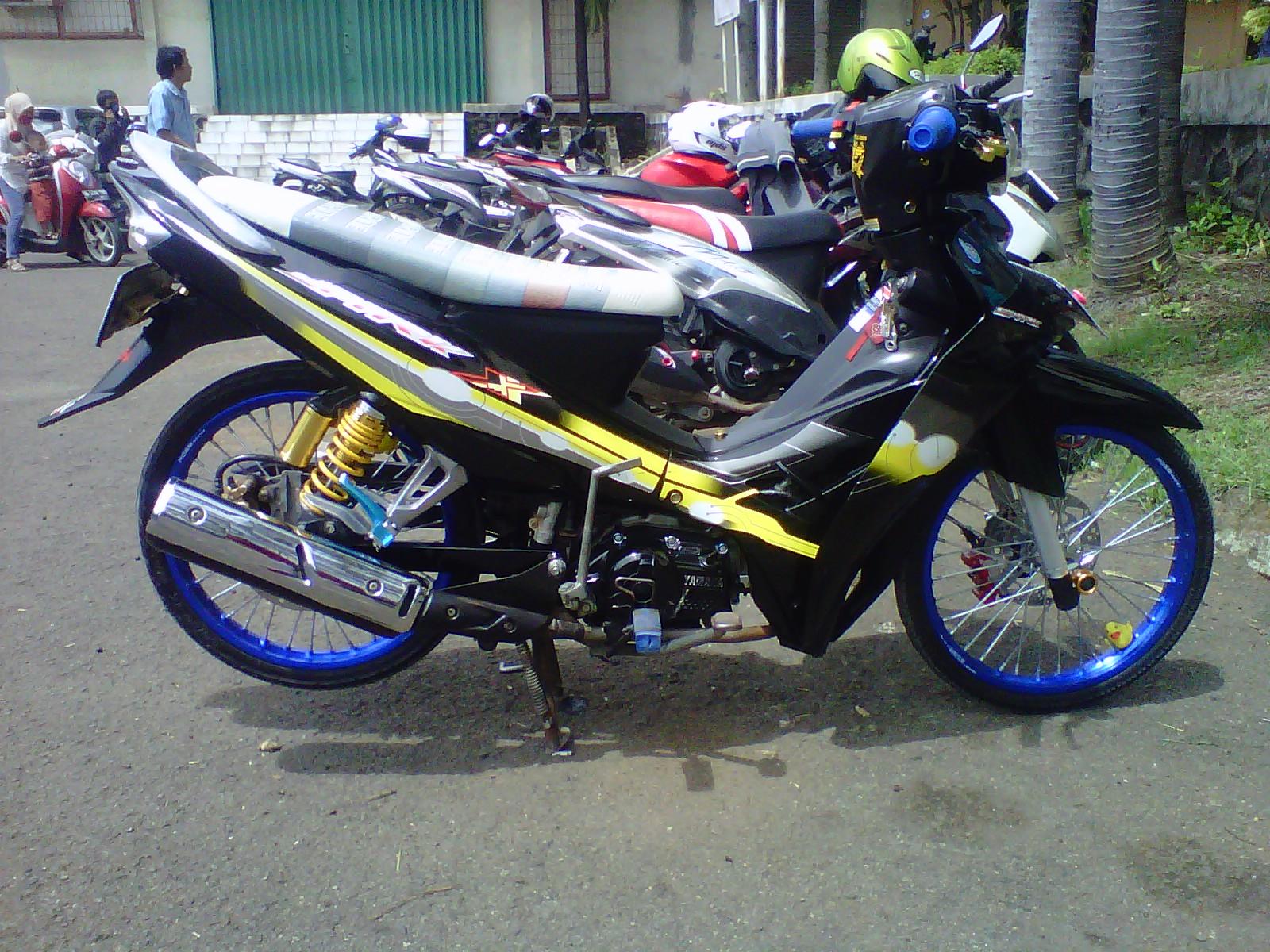 Kumpulan Foto Modifikasi Motor Vega R New Terbaru Modispik