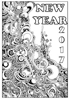 adult happy new year 2017 coloring pages free printables