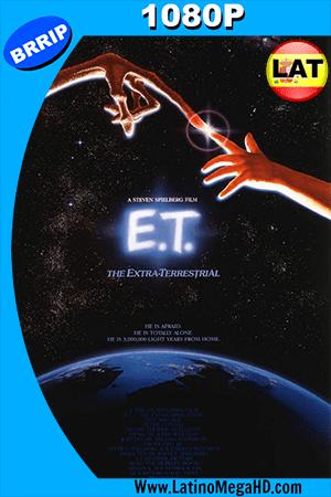 E.T. El Extraterrestre (1982) Latino HD 1080p ()