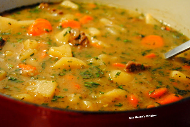 Grandma's Irish Stew at Miz Helen's Country Cottage