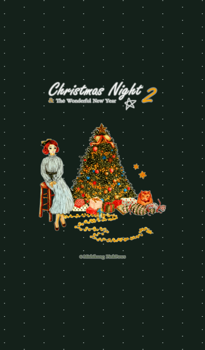 Christmas Night &The Wonderful New Year2