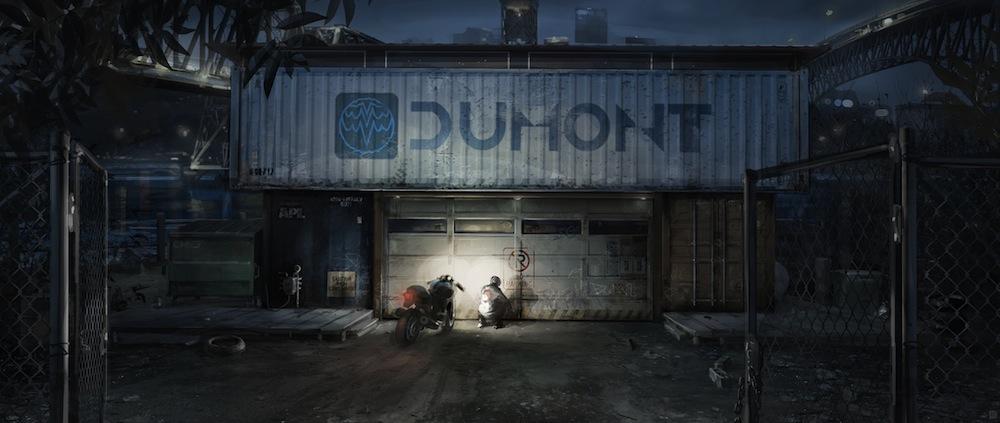 Vwvortex Com Anyone Live In A Garage Or Warehouse