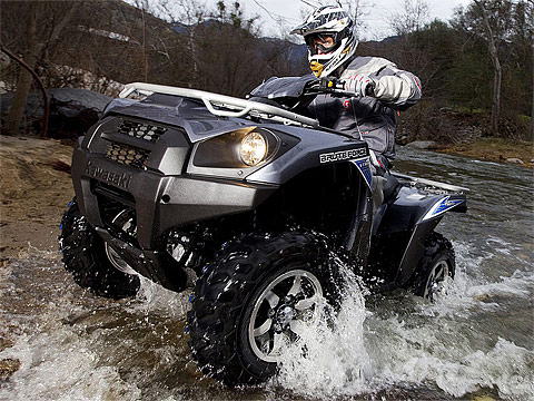 2012 KAWASAKI Brute Force 750 4x4i EPS ATV pictures