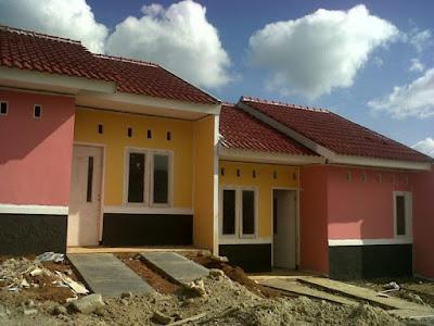 Rumah murah di bogor barat Cicilan cuma 800 ribuan/bulan