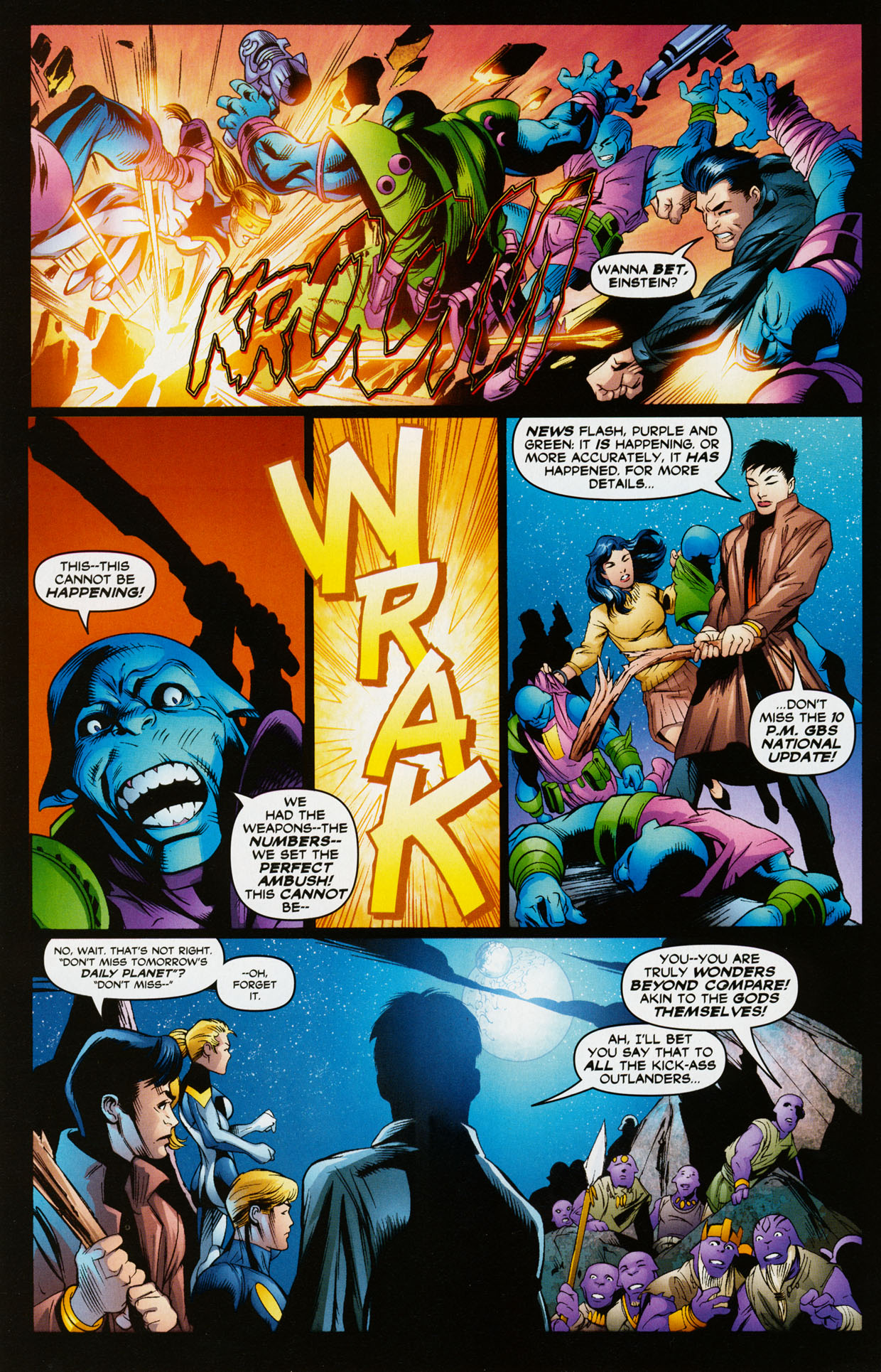 Read online Trinity (2008) comic -  Issue #35 - 19