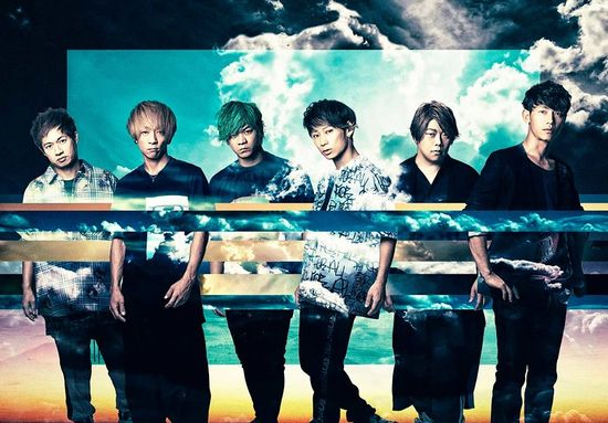 UVERworld - Touch off detail single lyrics terjemahan kanji romaji Opening anime Yakusoku no Neverland
