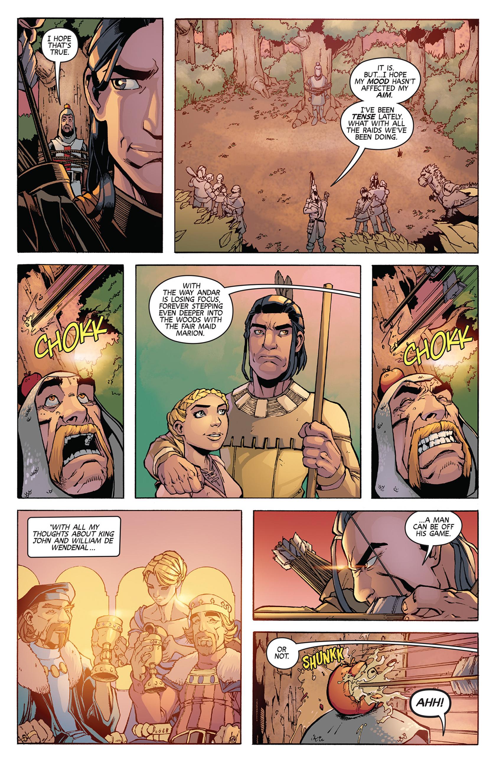 Read online Turok: Dinosaur Hunter (2014) comic -  Issue #11 - 4