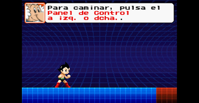 Astro Boy: Omega Factor - Español - Captura 4
