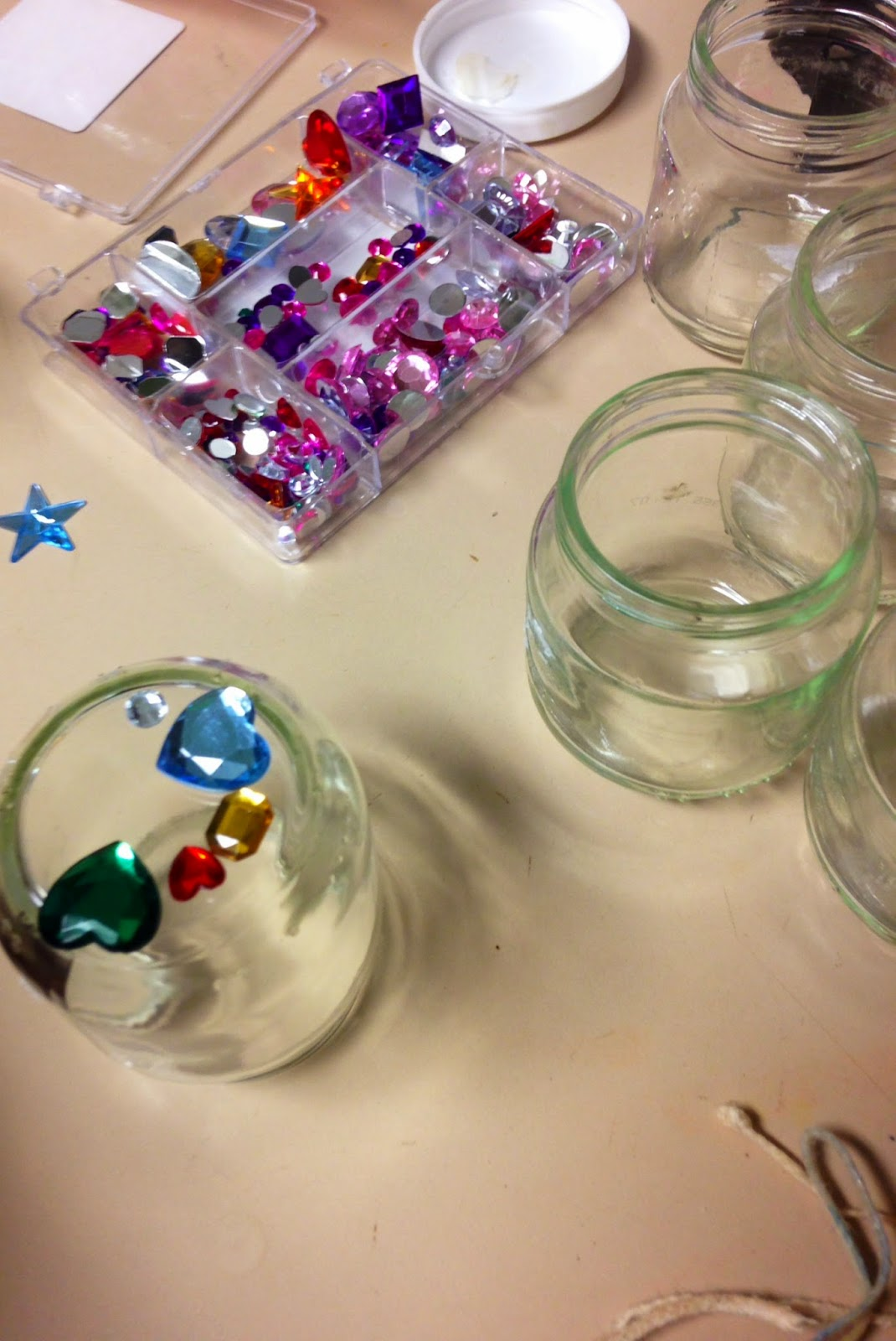 Diy kids candle craft outnumbered 3 to 1 for Diy candle crafts