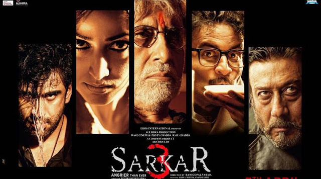 Sarkar 3 First Look Poster