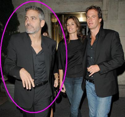 Is George Cloony Gay 7