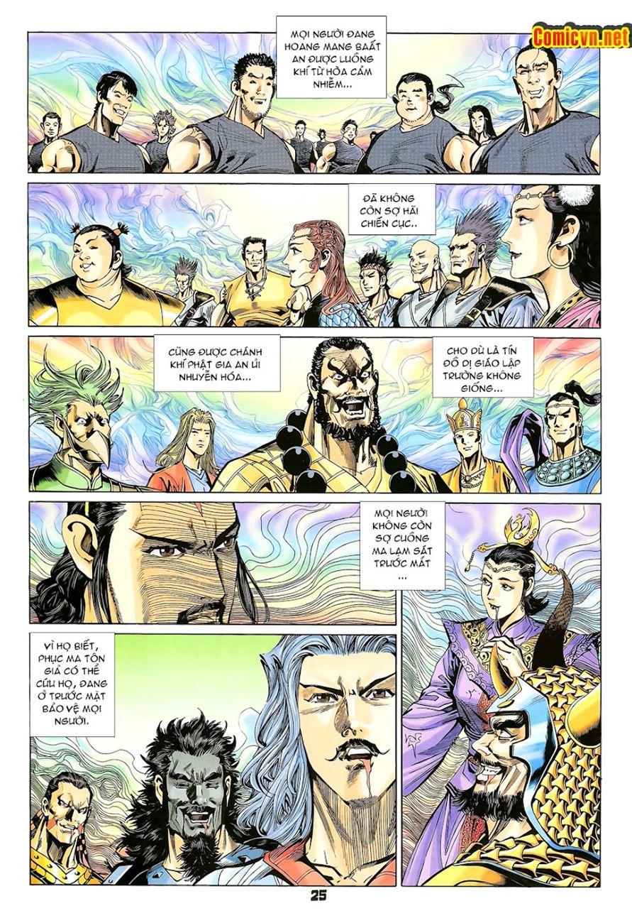 Đại Đường Uy Long chapter 83 trang 33
