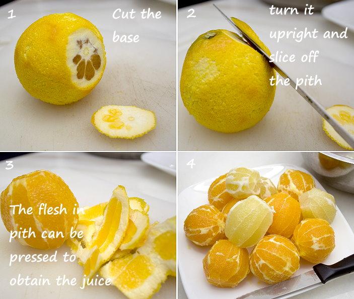 Orange Marmalade Pudding Cake