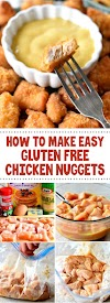 How to Make Easy Gluten Free Chicken Nuggets