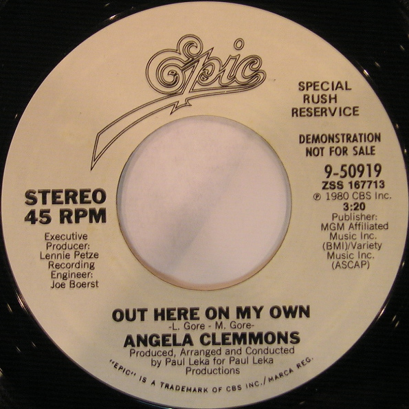 Music obscure singles 1980