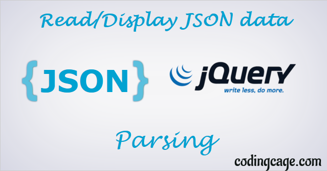 How to Read JSON Data in PHP with jQuery Ajax