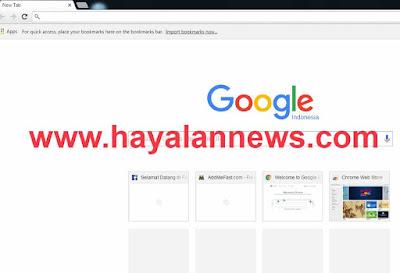 Salah 1 cara untuk mengamankan akun google adsense dari banned