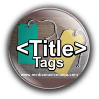Blogger Title Tag