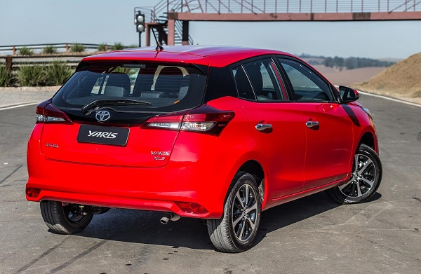 Toyota Yaris (2019) Argentina