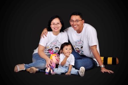 Keluarga Witono A Little Bit Of Luck