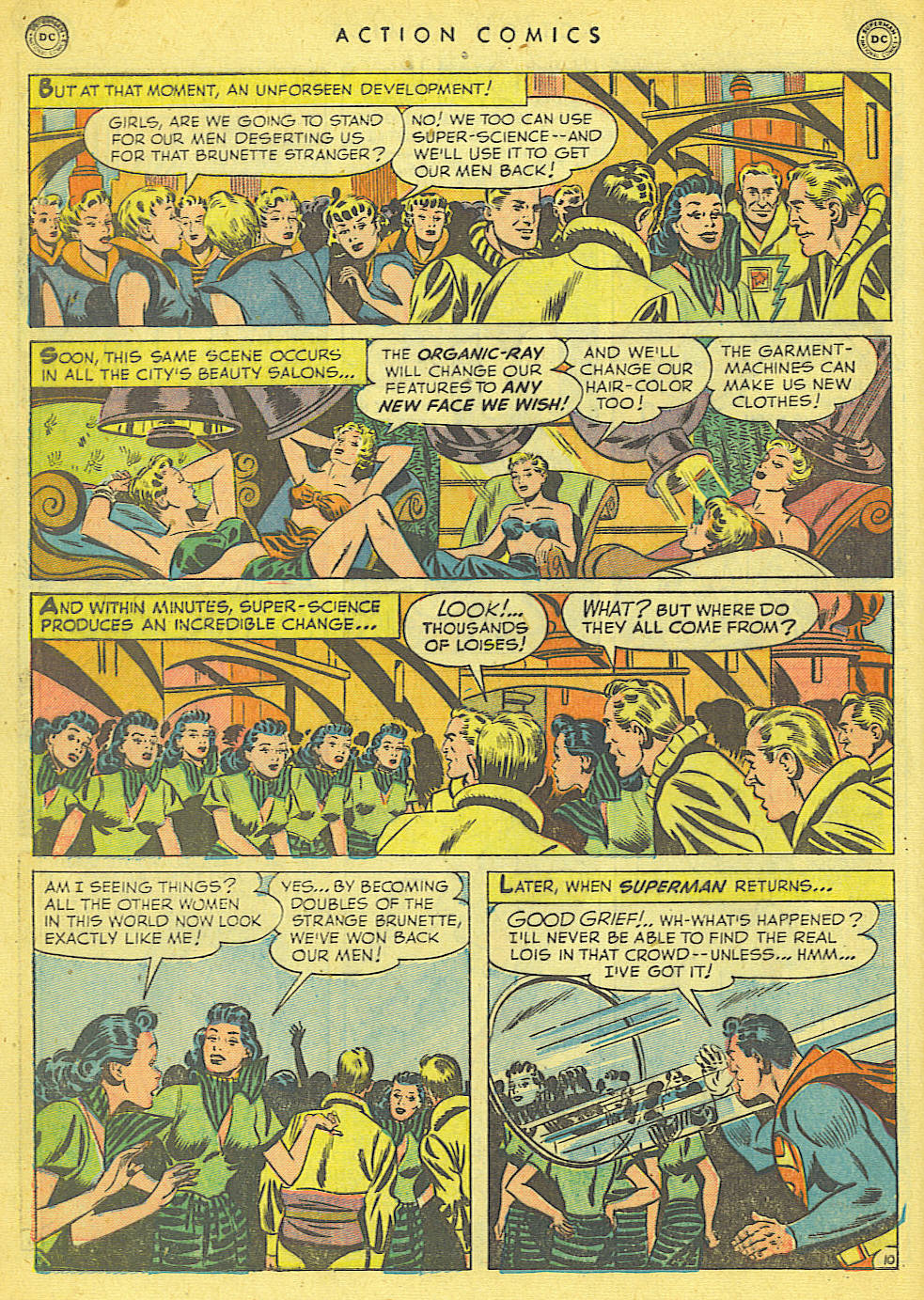 Read online Action Comics (1938) comic -  Issue #152 - 12