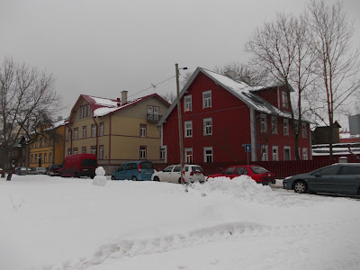 Estońska architektura