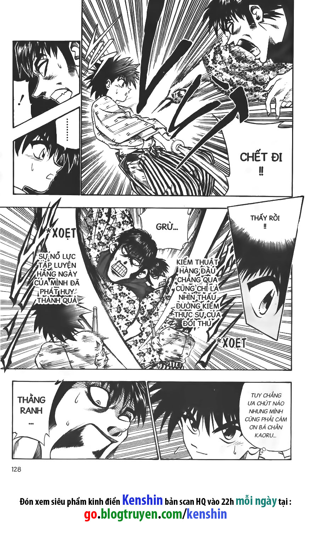 Rurouni Kenshin chap 33 trang 12