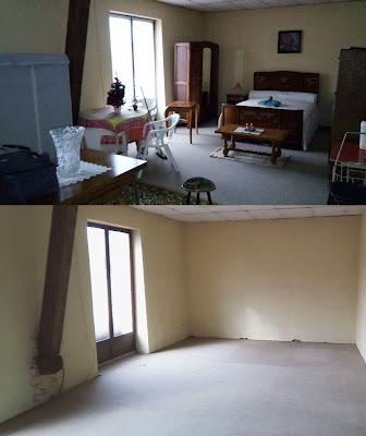 Débarras de maison dans l'Ain